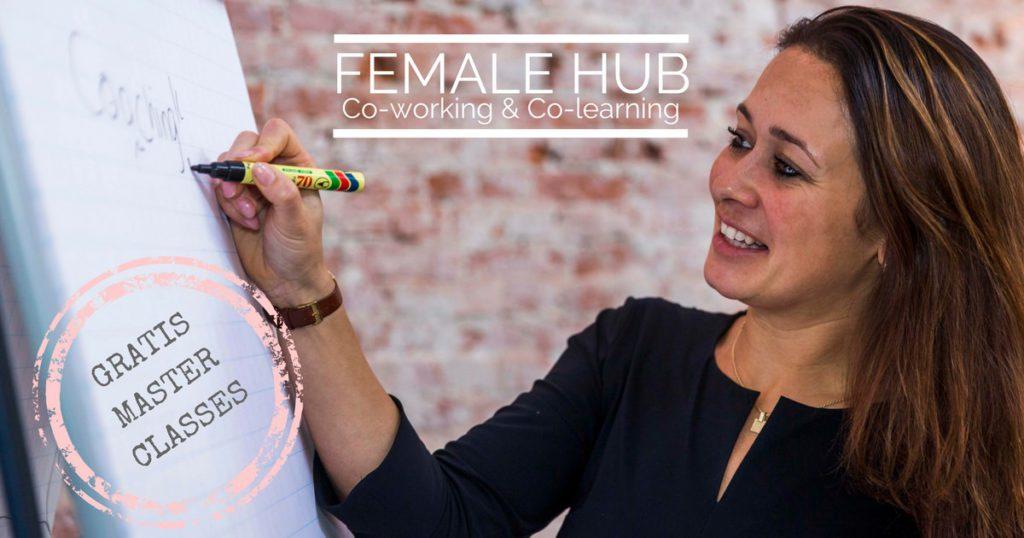 Doors Open Female Hub Suzanne Mau-Asam - Gratis Masterclasses
