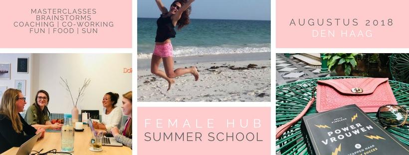 Female Hub Summerschool Den Haag