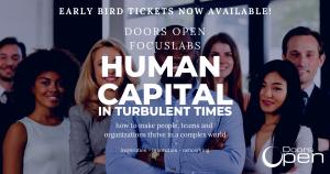 HUMAN CAPITAL IN TURBULENT TIMES